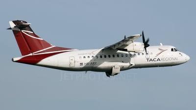 HR-ARY - ATR 42-300 - TACA Regional Airlines (Isleña Airlines)