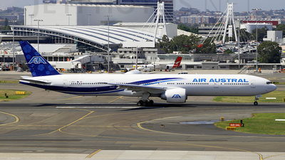 F-OREU - Boeing 777-39MER - Air Austral