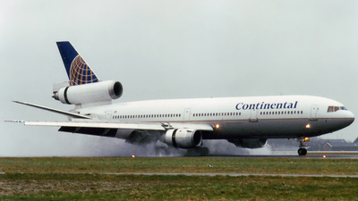 N68065 - McDonnell Douglas DC-10-30 - Continental Airlines