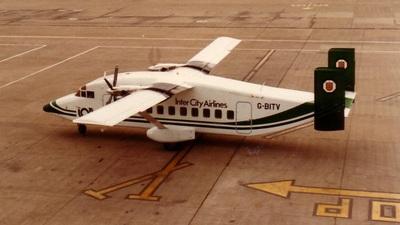 G-BITV - Short 330-200 - Inter City Airlines