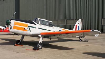 G-BBRV - De Havilland Canada DHC-1 Chipmunk - Private