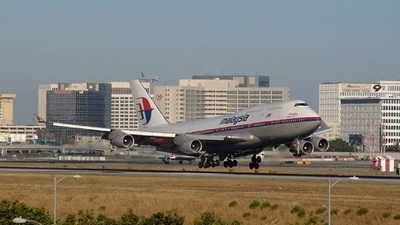 9M-MPC - Boeing 747-4H6 - Malaysia Airlines