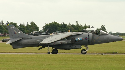 ZG472 - British Aerospace Harrier GR.7A - United Kingdom - Royal Air Force (RAF)