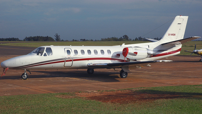 LV-WDR - Cessna 560 Citation V - Royal Air