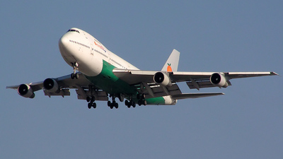 N899TH - Boeing 747-217B - Private