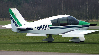 A picture of FGKQU - Robin DR400/180 - [2065] - © Jeroen Stroes