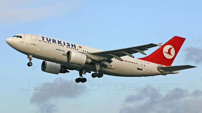 TC-JCZ - Airbus A310-304 - Turkish Airlines