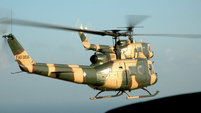 FAD3035 - Bell UH-1H Huey - Dominican Republic - Air Force