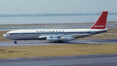 N383US - Boeing 707-351C - Northwest Orient Airlines