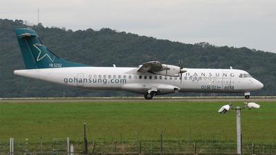 HL5232 - ATR 72-201 - Hansung Airlines