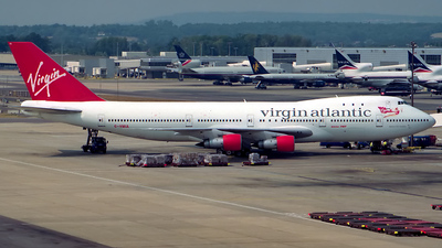 G-VMIA - Boeing 747-123 - Virgin Atlantic Airways