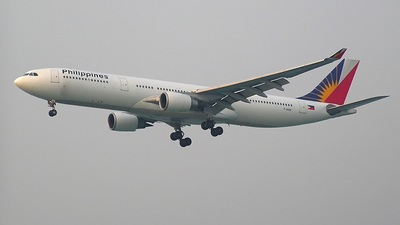 F-OHZN - Airbus A330-301 - Philippine Airlines