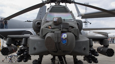 00-05207 - Boeing AH-64D Apache - United States - US Army