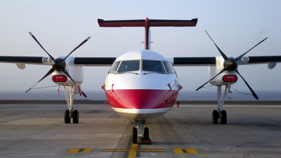 C-FLKI - Bombardier Dash 8-315 - HM - Heli Malongo Airways