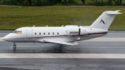 N515BP - Canadair CL-600-1A11 Challenger 600S - Private