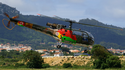 19302 - Aérospatiale SA 316B Alouette III - Portugal - Air Force