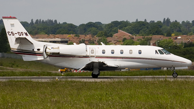 CS-DFM - Cessna 560XL Citation Excel - NetJets Europe