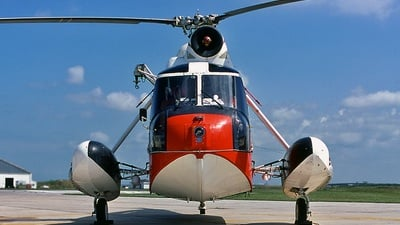 1406 - Sikorsky HH-52A Sea Guard - United States - US Coast Guard (USCG)