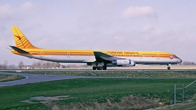N4935C - Douglas DC-8-63 - Surinam Airways