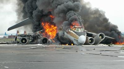 EX-093 - Ilyushin IL-76TD - Tenir Air