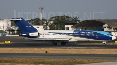 FAE620 - Boeing 727-230(Adv) - Ecuador - Air Force