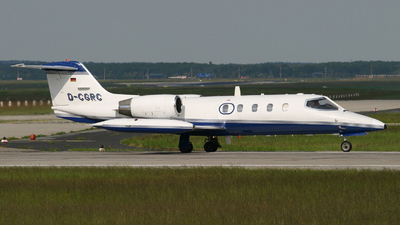 D-CGRC - Bombardier Learjet 35A - Jet Executive International Charter