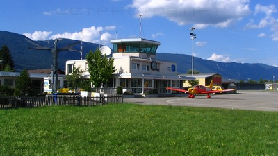 LSZG - Airport - Control Tower