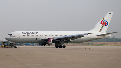 HS-SSD - Boeing 767-222 - SkyStar Airways