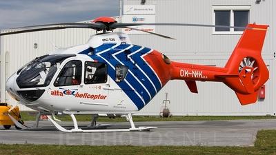 OK-NIK - Eurocopter EC 135T2 - Alfa Helikopter