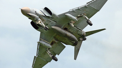 38-55 - McDonnell Douglas F-4F Phantom II - Germany - Air Force