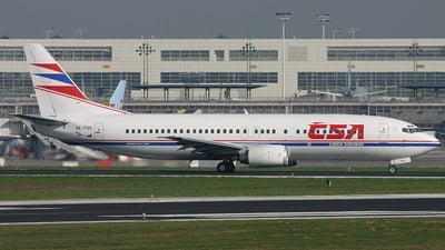 OK-FGS - Boeing 737-45S - CSA Czech Airlines