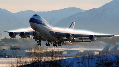 JA8192 - Boeing 747-2D3B(SF) - Nippon Cargo Airlines (NCA)
