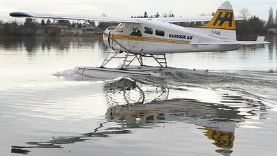 C-FAXI - De Havilland Canada DHC-2 Mk.I Beaver - Harbour Air