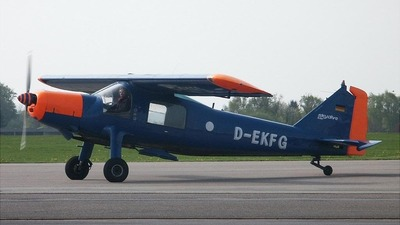 D-EKFG - Dornier Do-27 - Private