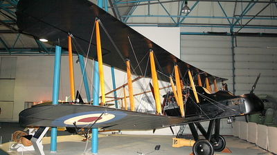 A6526 - Royal Aircraft Factory FE.2b - United Kingdom - Royal Flying Corps (RFC)