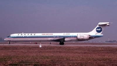 B-2260 - McDonnell Douglas MD-90-30 - China Northern Airlines