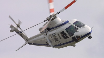 N115PD - Sikorsky S-76C - United States - New York Port Authority Police Department