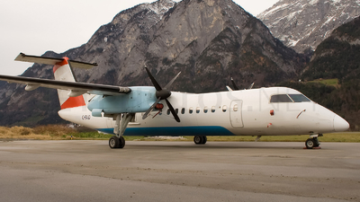 C-FAID - Bombardier Dash 8-314 - Air Inuit