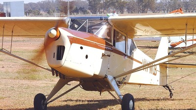 VH-WLB - Auster J1 - Private