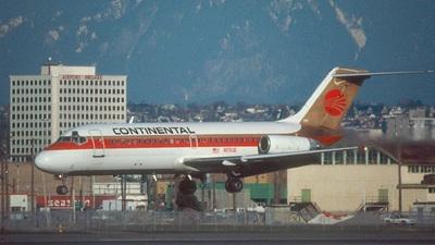 N8901E - McDonnell Douglas DC-9-14 - Continental Airlines