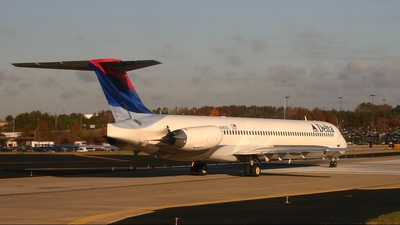 N969DL - McDonnell Douglas MD-88 - Delta Air Lines