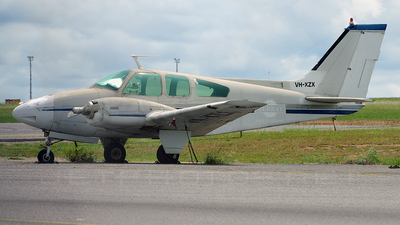 VH-XZX - Beechcraft 95-B55 Baron - Private