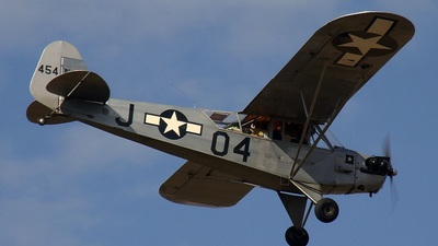 A picture of GBFDL - Piper J3C65 Cub - [13277] - © ranger703