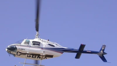 C-GBKX - Bell 206B JetRanger - Panorama Helicopters