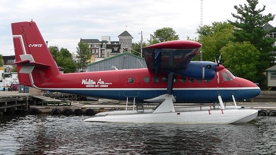 C-FWTE - De Havilland Canada DHC-6-100 Twin Otter - Walsten Air Services