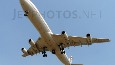 A6-EYC - Airbus A340-313X - Etihad Airways