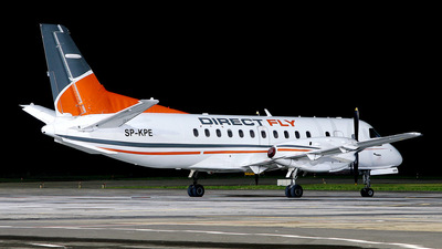 SP-KPE - Saab 340A - Direct Fly