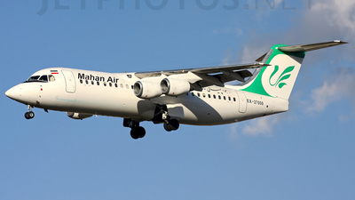 EX-27000 - British Aerospace BAe 146-300 - Mahan Air