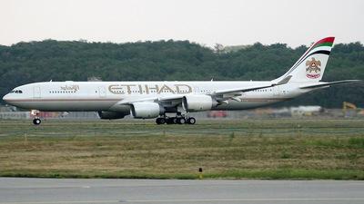 F-WWTV - Airbus A340-541 - Etihad Airways