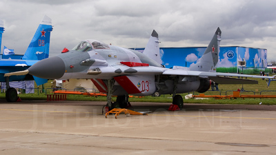 03 - Mikoyan-Gurevich MiG-29SMT Fulcrum C - Russia - Air Force